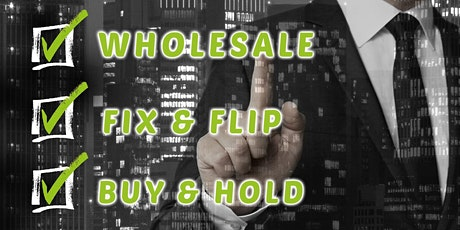 FLIP REAL ESTATE instead of just showing real estate,  Introduction entradas