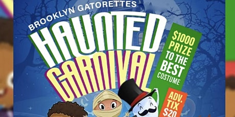 Brooklyn Gatorettes Haunted Show and carnival tickets