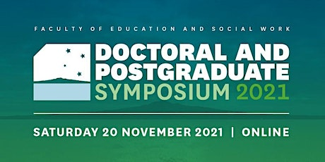 PG Research Student Symposium 2021 tickets
