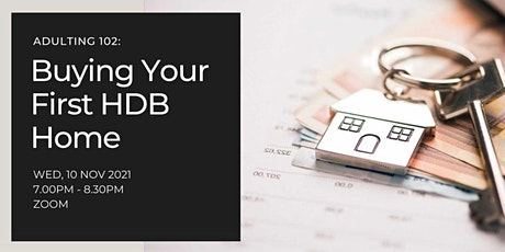 Adulting 102: Buying Your First HDB Home | Lifestyle tickets