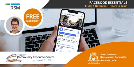 Facebook Essentials for Small Business (Toodyay) tickets