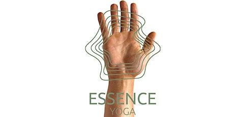 Essence Yoga en studio tickets