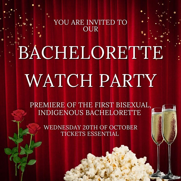 Bisexual Bachelorette Watch Party image
