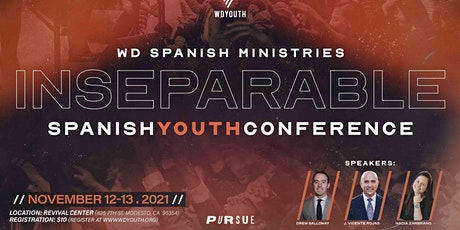 Inseparable Youth Conference tickets