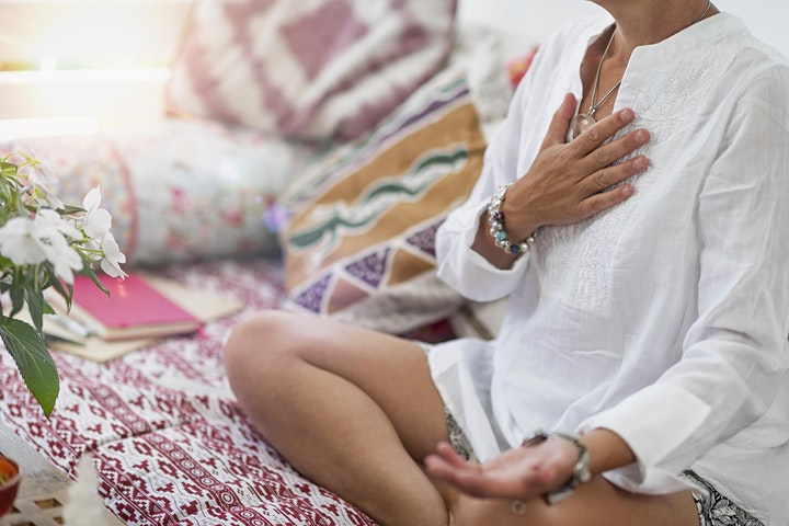 1 on 1 Chakra Reading Session image