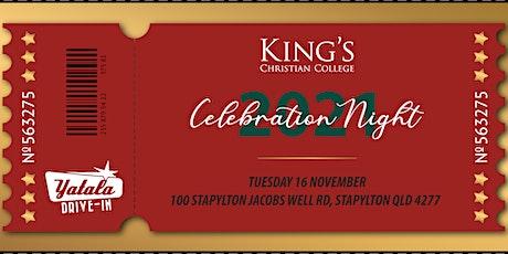 King's Pimpama Celebration Night 2021 tickets