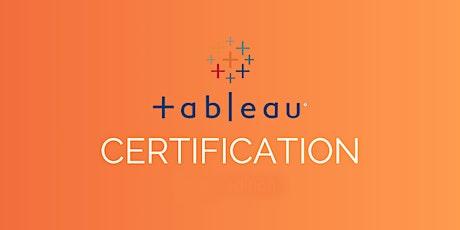 Tableau Certification Training in Jackson, MI tickets