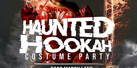 Haunted Hookah Day Party tickets