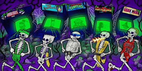 The Haunted Arcade: Halloween at '89! tickets
