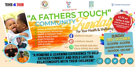 A Fathers Touch tickets