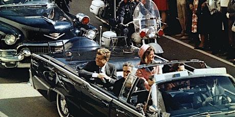 John F. Kennedy Assassination - 58th Anniversary Livestream History Program tickets