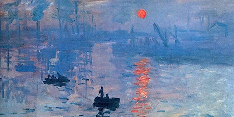 Monet: The Early Years Before Giverny - Livestream History Program tickets
