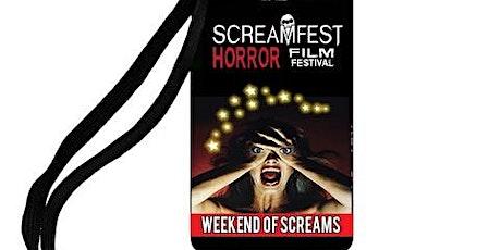 Weekend of Screams Badge tickets
