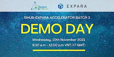 Sihub-Expara Accelerator Batch Three Demo Day tickets