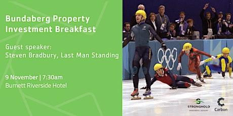 Bundaberg Property Investment Breakfast tickets