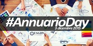 #AnnuarioDay - Presentazione Annuario Economico...