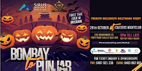Halloween Bollywood Night 2k21 tickets