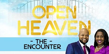 OPEN HEAVEN: The Encounter tickets