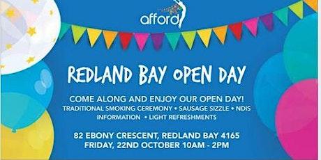 Affords Respite in Redlands Open day tickets