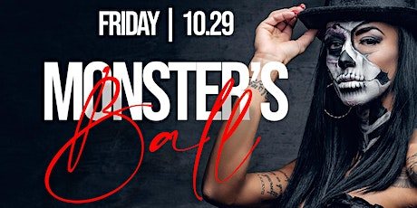 Tampa's  Premier Halloween Event Moster's Ball tickets