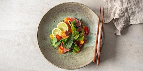 Thai Cooking Class - Spring Menu tickets