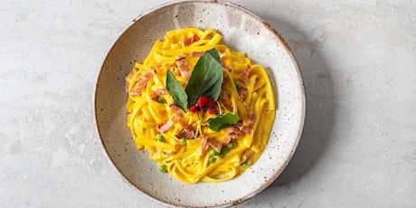 Italian Cooking Class - Spring Menu tickets