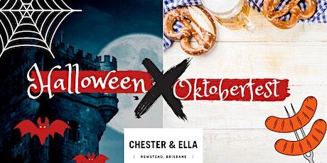 Halloween X Oktoberfest tickets