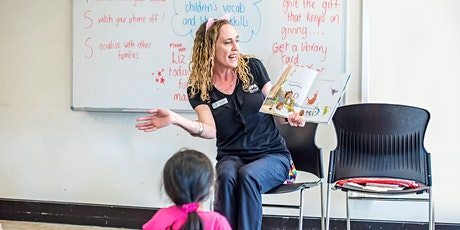 Story Time - Walkerston Library tickets
