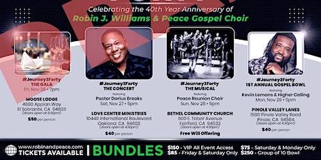 40th Anniversary Celebration Concert featuring Pastor Darius Brooks tickets