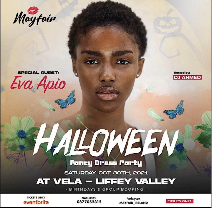 Halloween Fancy Dress Party - Hosted By Eva Apio image