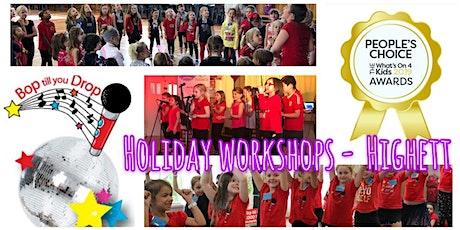 Bop till you Drop HIGHETT School Holiday Performance Workshop tickets