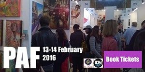 PARALLAX ART FAIR FEBRUARY 2016 (Sunday)