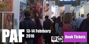 PARALLAX ART FAIR FEBRUARY 2016 (Saturday)