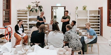 Not Yet Perfect- POTTERY DESIGN INTENSIVE (2 DAY COURSE) tickets