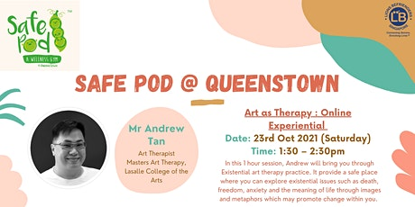 Art as Therapy : Online Experiential (Educators and Adult) tickets