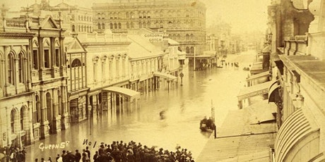 Learning from the past: Remembering Brisbane River Flooding tickets