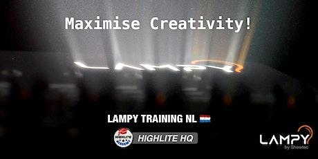 LAMPY Training NL @HQ tickets