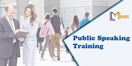 Public Speaking Training in Melbourne on Nov 19th, 2021 tickets