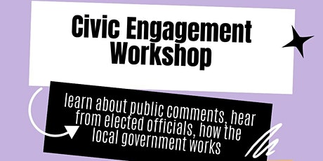 Youth v. Oil's Civic Engagement Workshop tickets