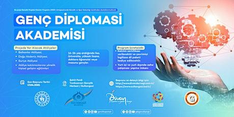 Genç Diplomasi Akademisi Doğu Akdeniz Atölyesi Seminer 2 tickets