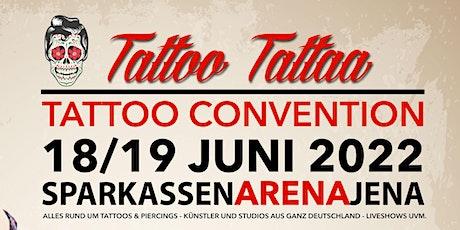 Tattoo Convention Jena - TattooTattaa Tickets