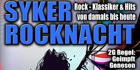 Syker Rocknacht im Dezember 21 tickets