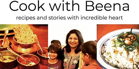 Cook with Beena tickets
