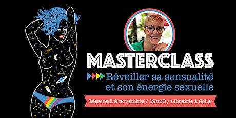Conférence / Master class avec Gwenaelle Dudek billets