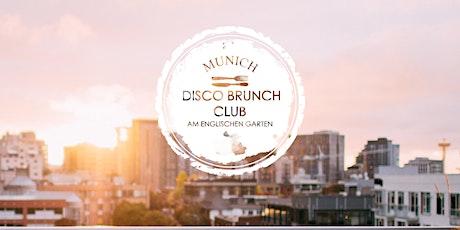 Munich Disco Brunch Club am Englischen Garten w/ Dj LeSano Tickets