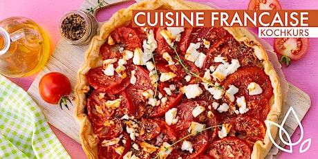 Cuisine Française - Französischer Kochkurs Tickets