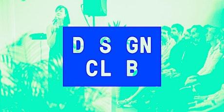 Design Club Drinks #2 tickets