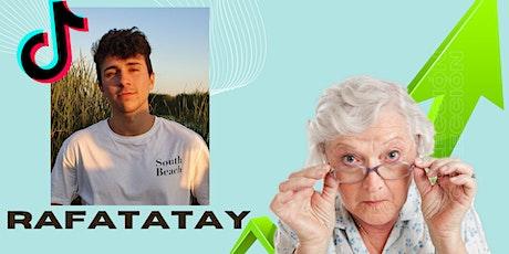 Por qué  mi abuela es más viral que yo en TikTok entradas
