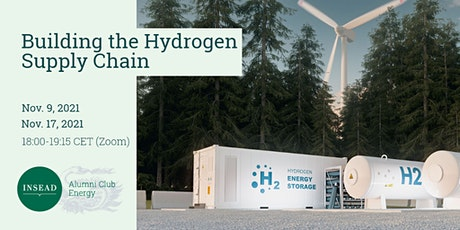 Building The Hydrogen Supply Chain tickets