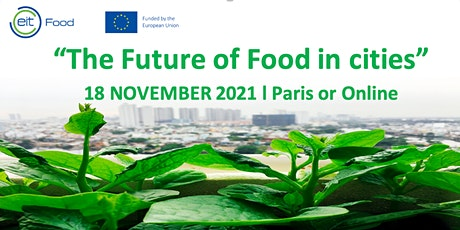 The Future of Food  in Cities billets